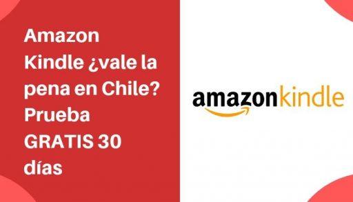 amazon kindle chile